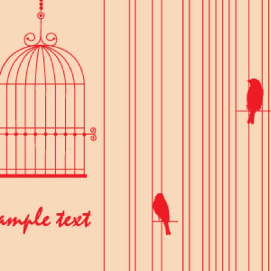Free Birds Vector