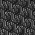 Grey Geometric Pattern