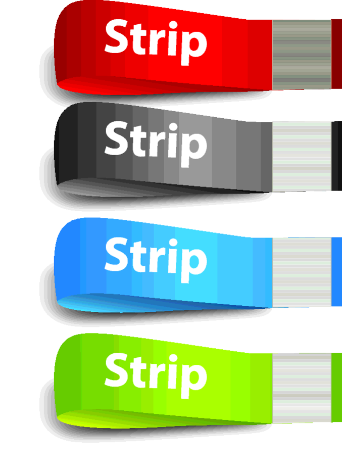 Free Vector Strips