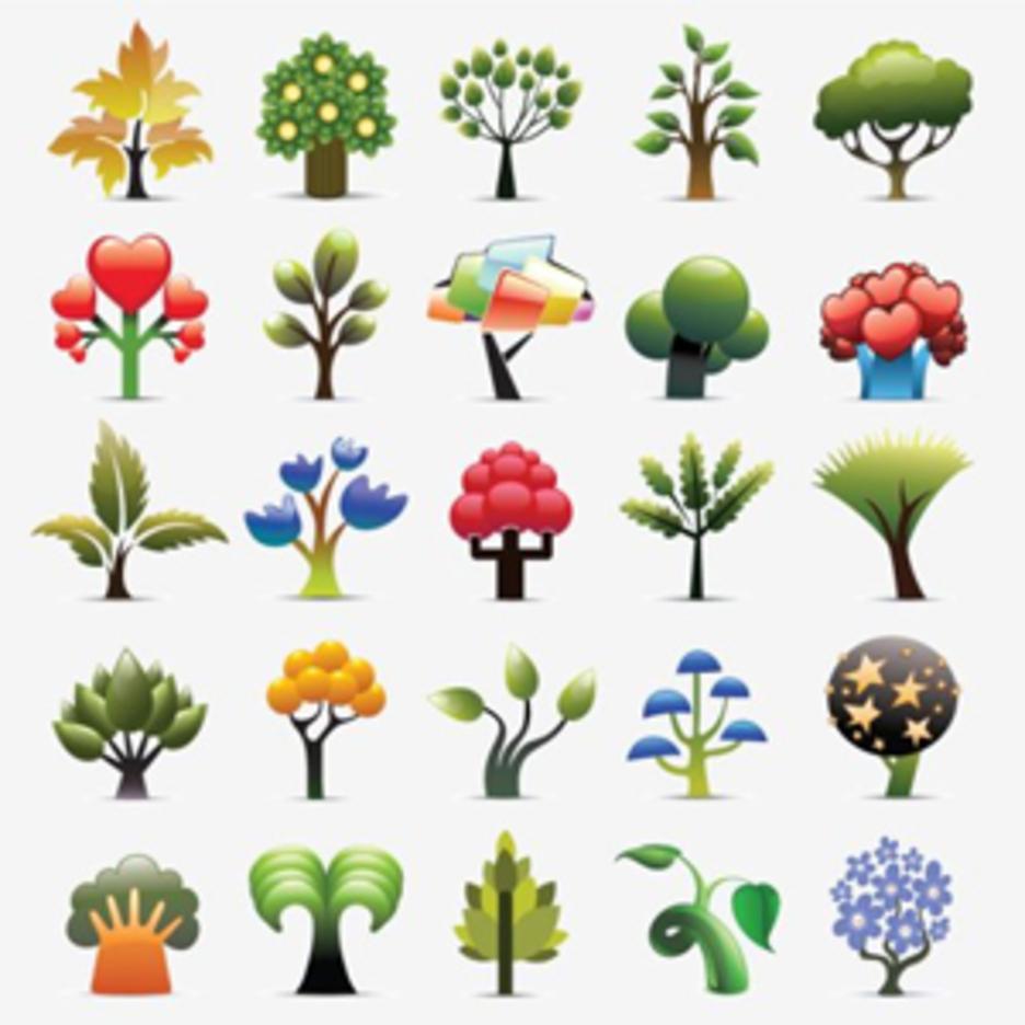 Creative Tree Set