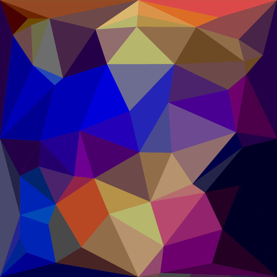 Polygonal Geometric Background