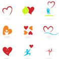 Hearts -Vector
