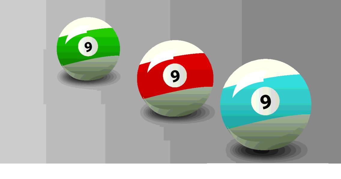 Free Vector 9 Ball