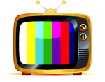 Free Vector Old Tv Illustration