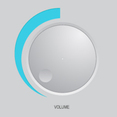 Free Vector Of The Day #153: Volume Knob