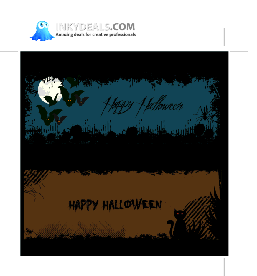 Halloween Banners 1