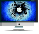 Free Vector Mac Display
