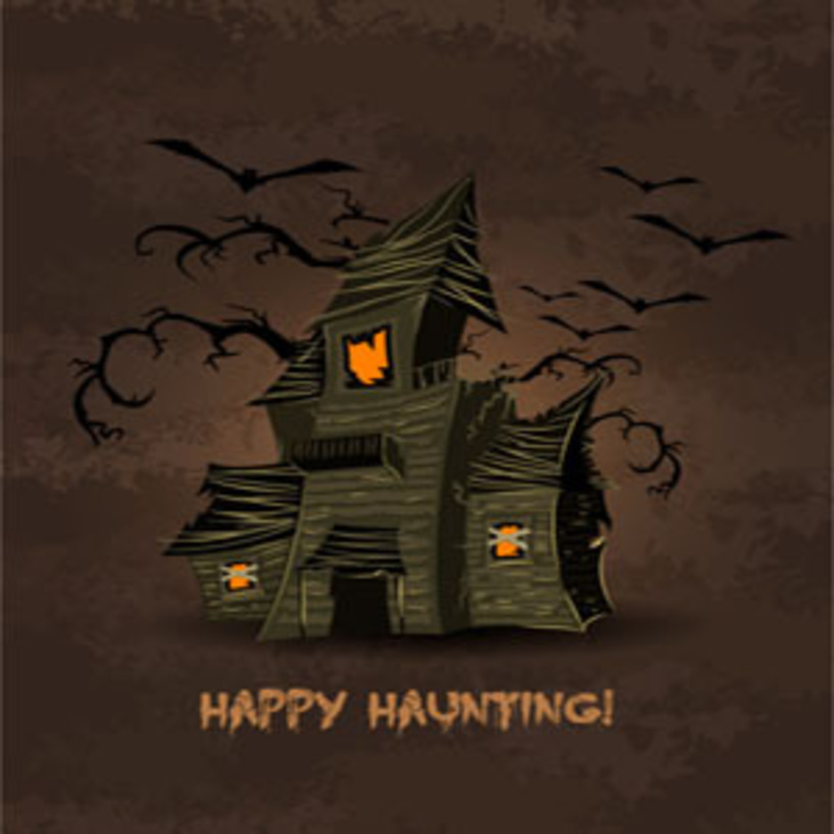 Free Halloween Illustration #3
