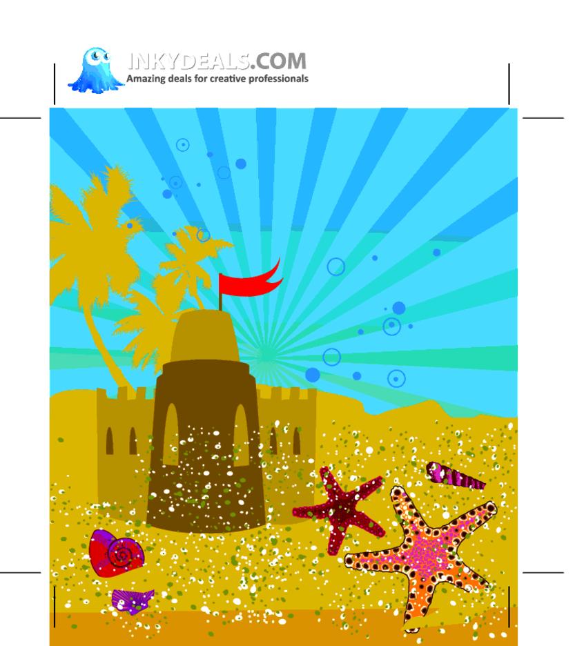Summer Illustration 64
