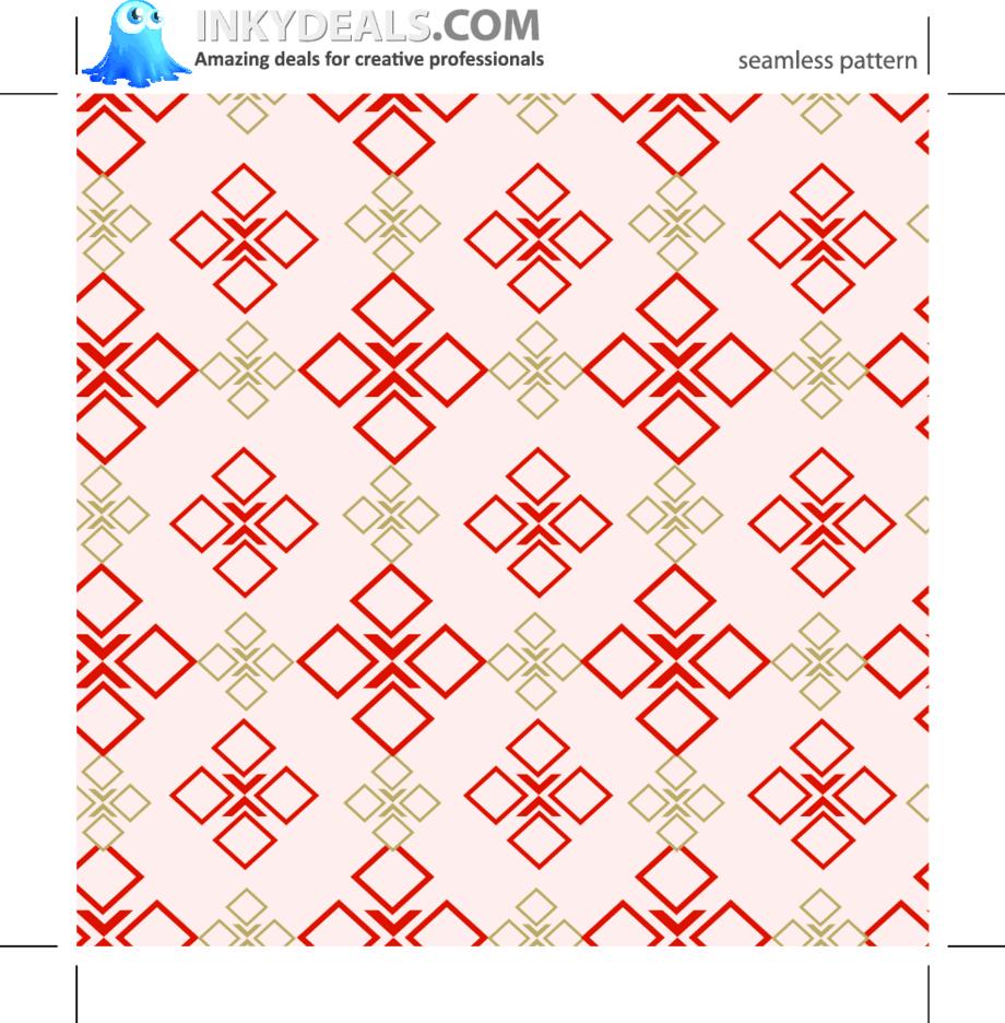 Vector Seamless Pattern 312