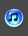 Free Vector Itunes Button