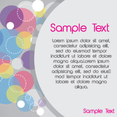 Circles Card Design