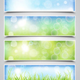 Spring Bokeh Backgrounds