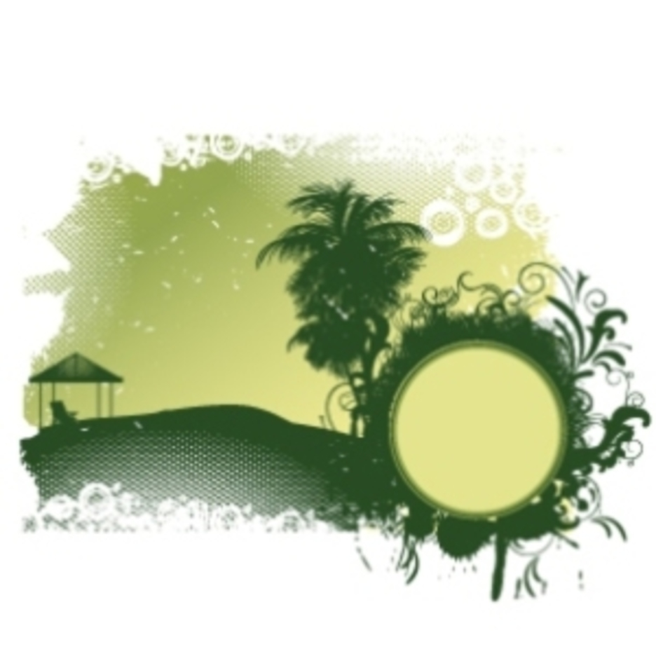 Summer Vector Illustration 57