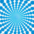 Dots Burst Vector