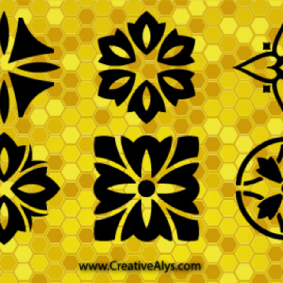 Creative Patterns And Logo Design Graphics