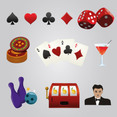 Casino Games Elements