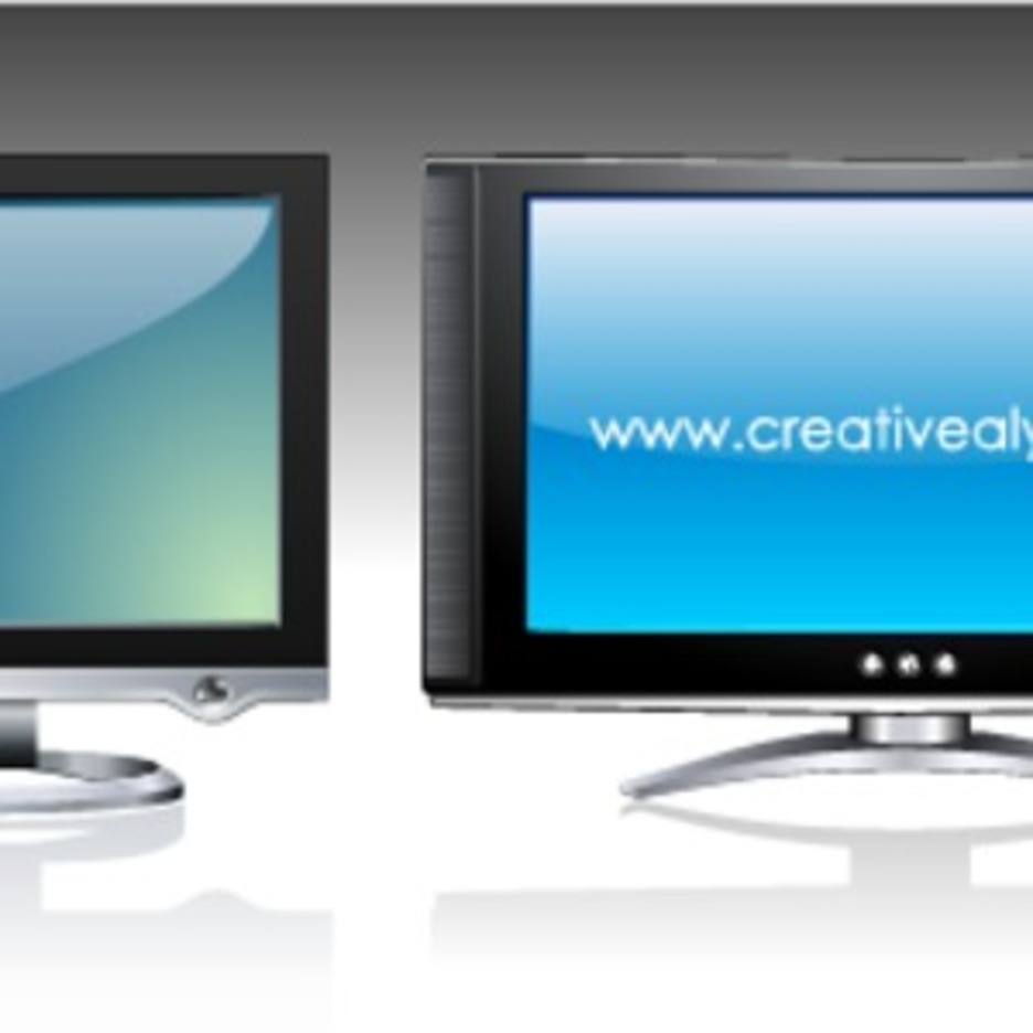 Vector LCDs