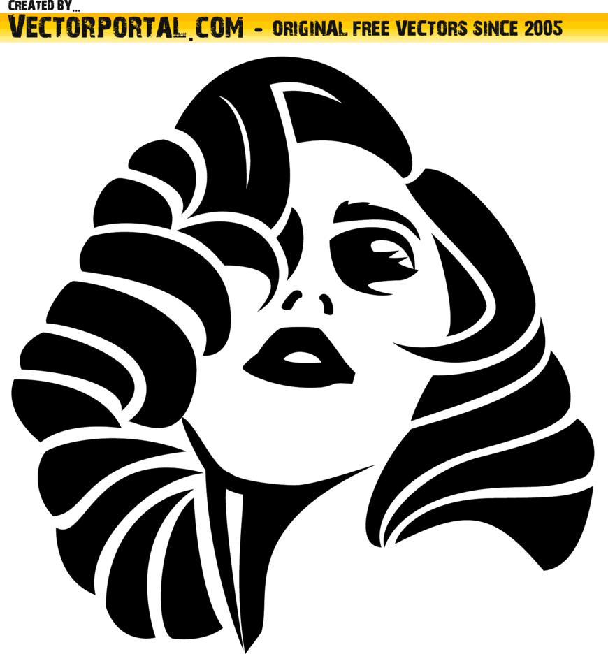 Lady Gaga Vector