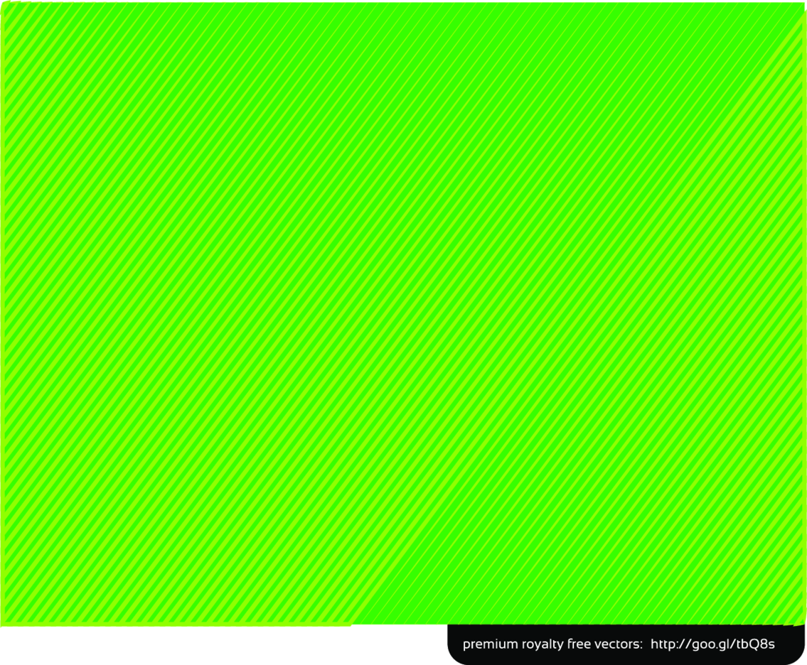 Green Lines Abstract Background
