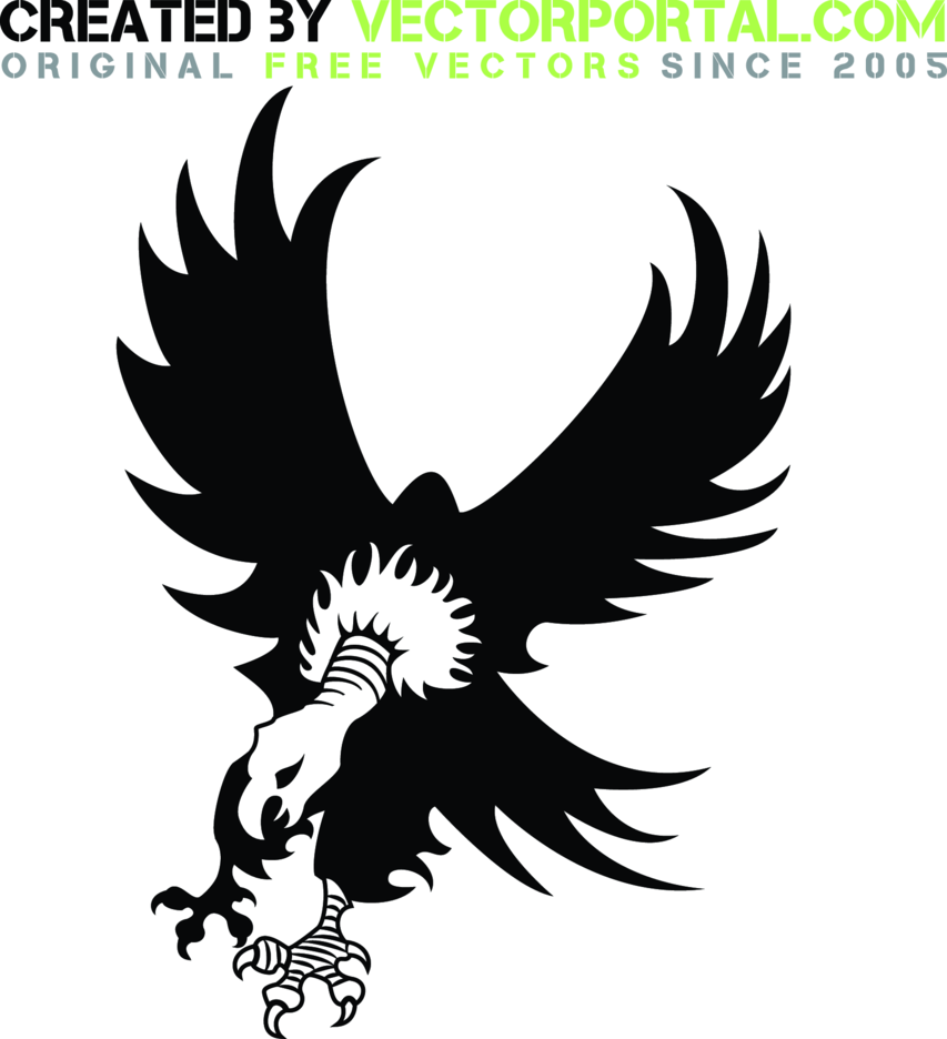 Free Vulture Vector