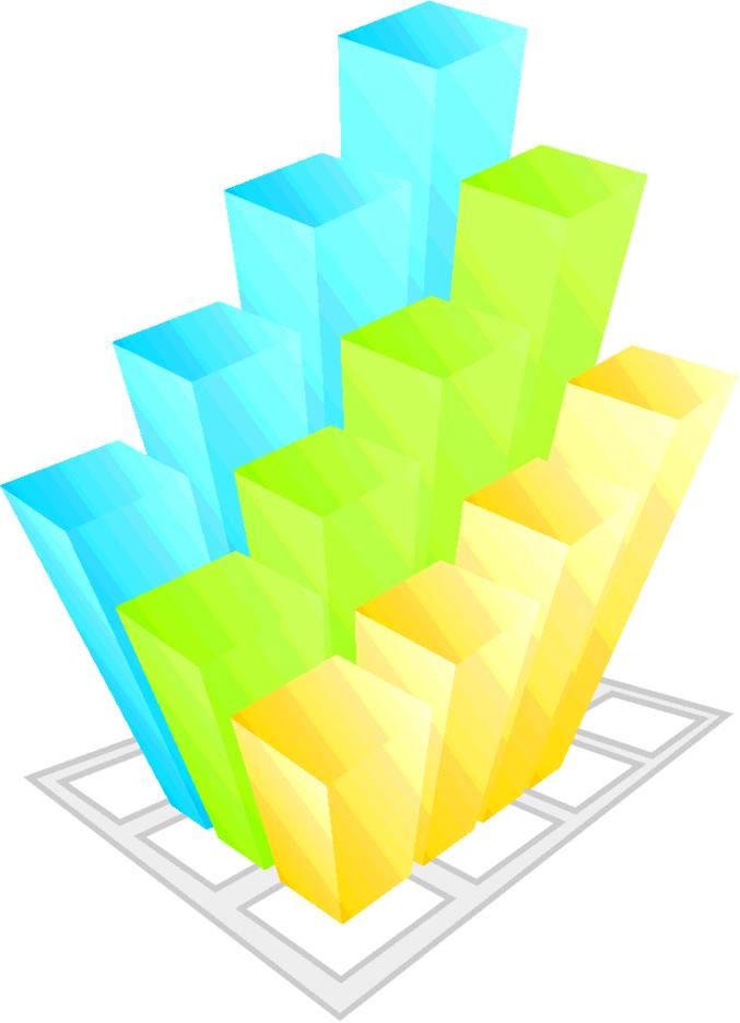 Free Vector 3d Graph