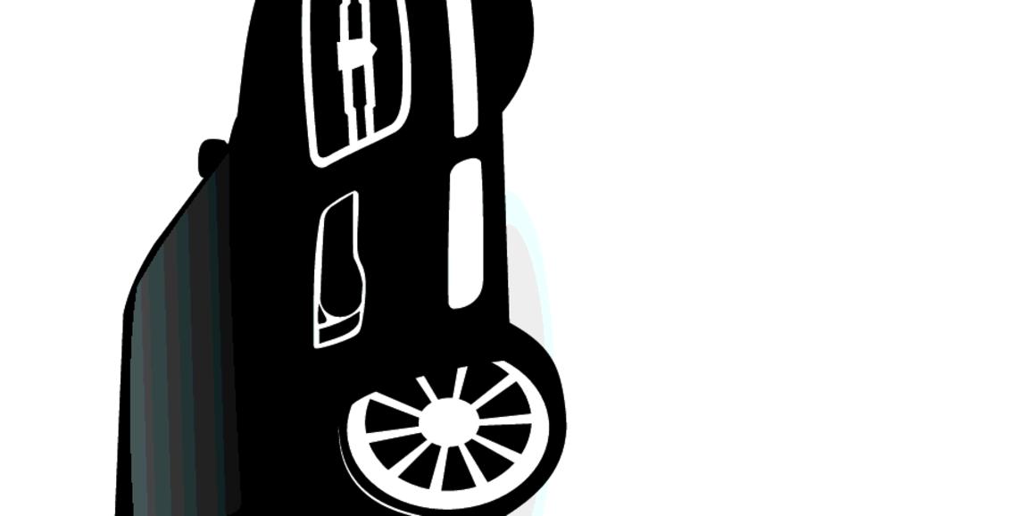 Free Vector Car - Chrysler 300c Vector