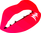 Free Vector Red Lips