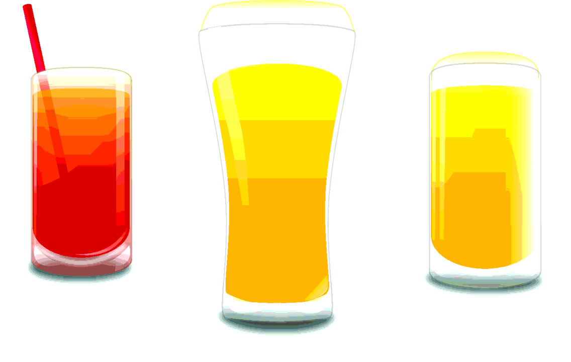 Free Vector Drinks