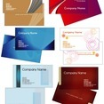 Free Vector Business Card Templates – 2