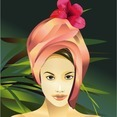 Free Spa Beauty Vector