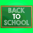 Free Back To School Chalkboard Vector