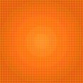 Orange Halftone Vector