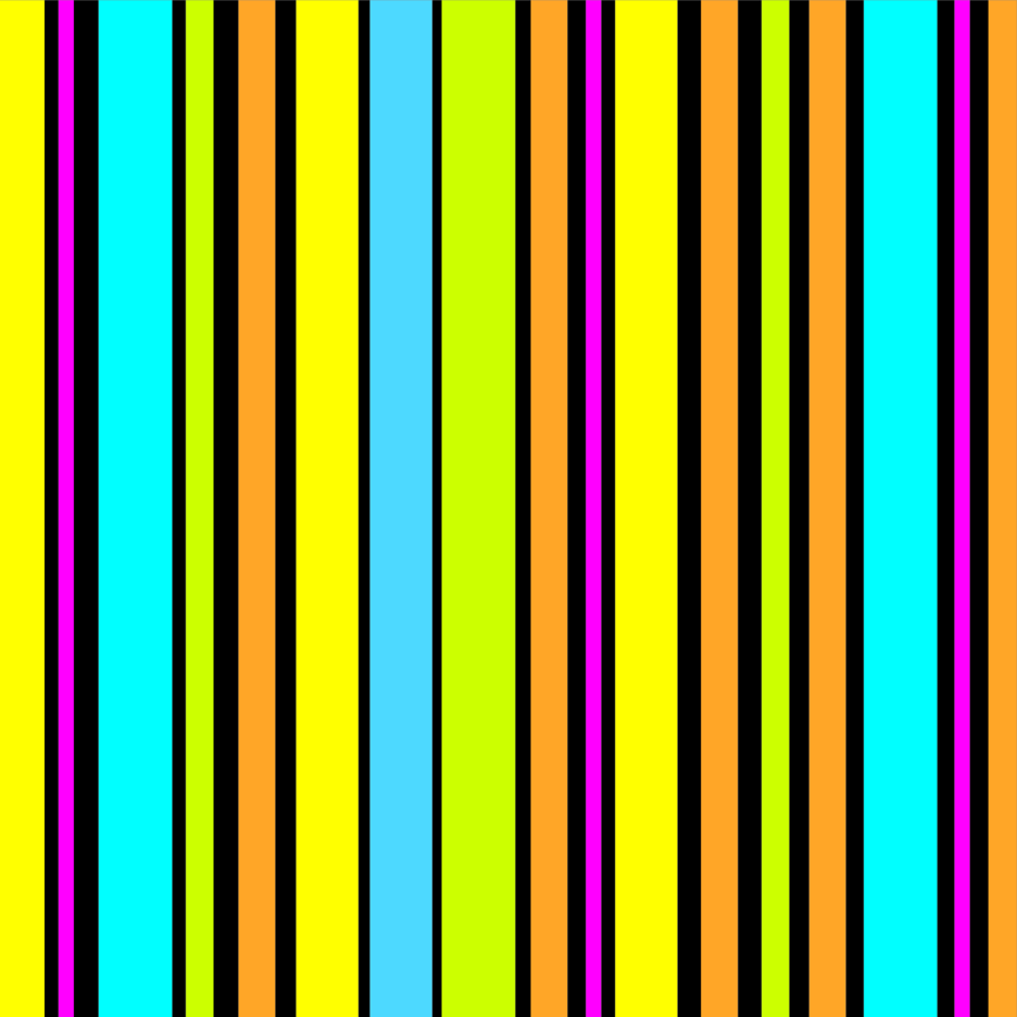 Free Bright Stripes Background Vector