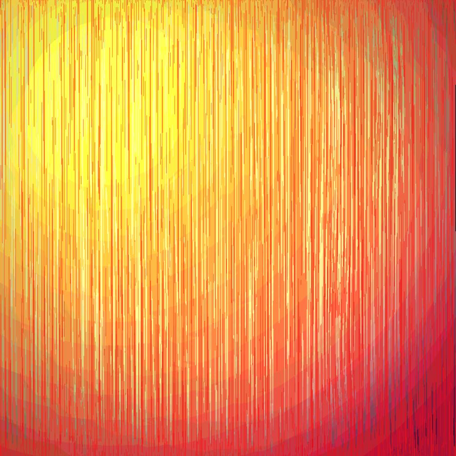 Glowing Orange Texture Vector
