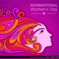 Free Vector Women's Day Design