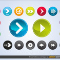 Free Vector Arrow Buttons