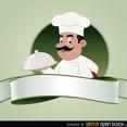 Free Vector Chef Emblem
