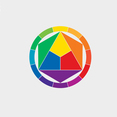 Free Modern Color Wheel Vector