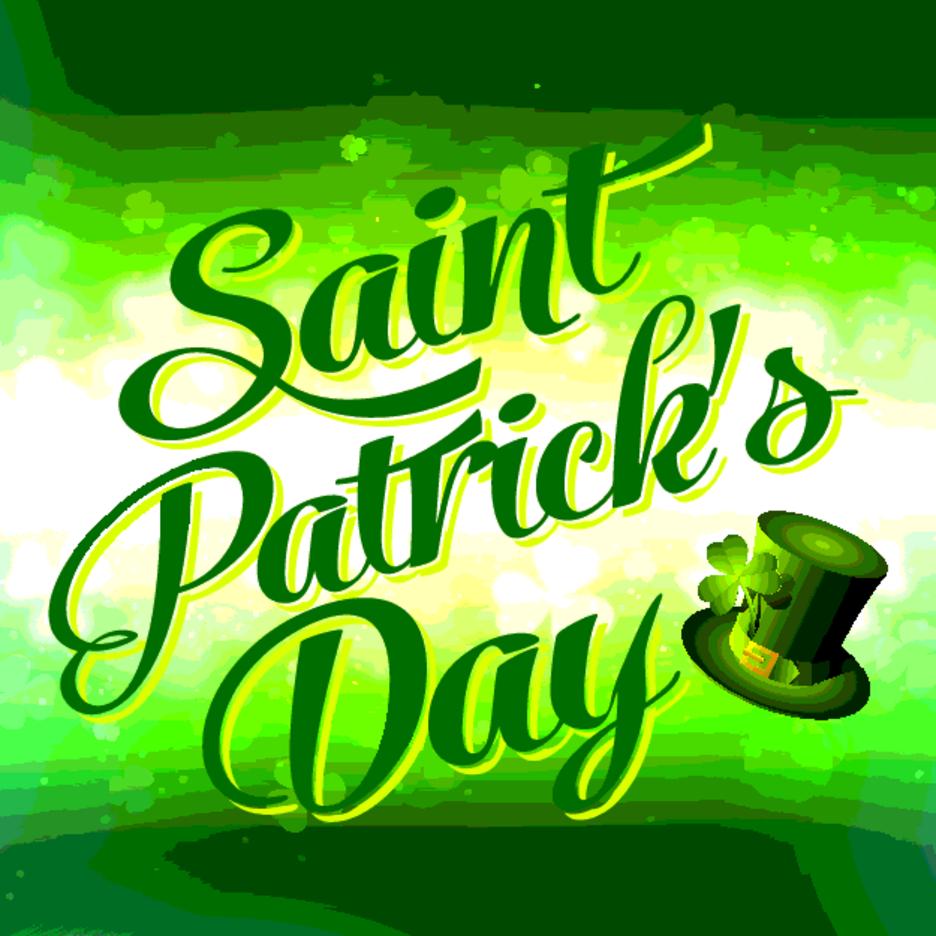 Free Saint Patricks Day Vector