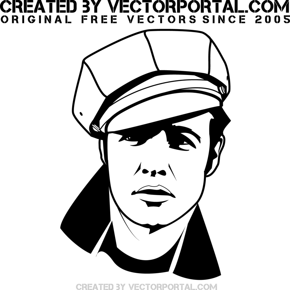 Free Vector Bald Eagle