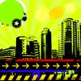 Free Vector Urban Building