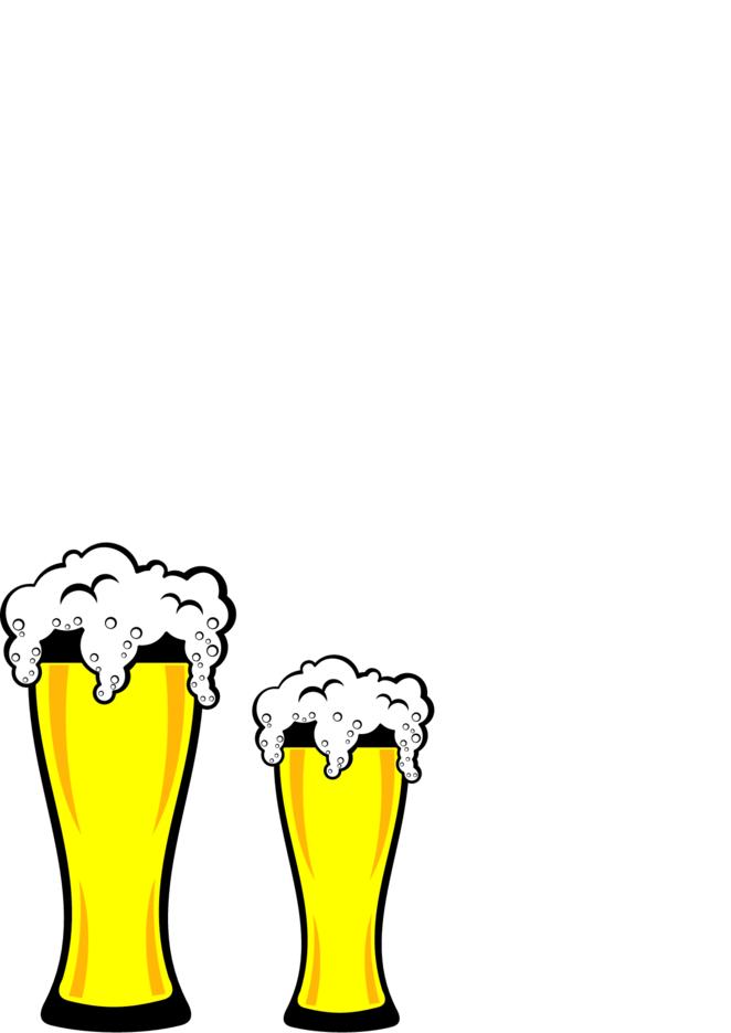 Free Pint of Beer Vectors