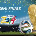 Semi-Finals Brazil 2014 Promo