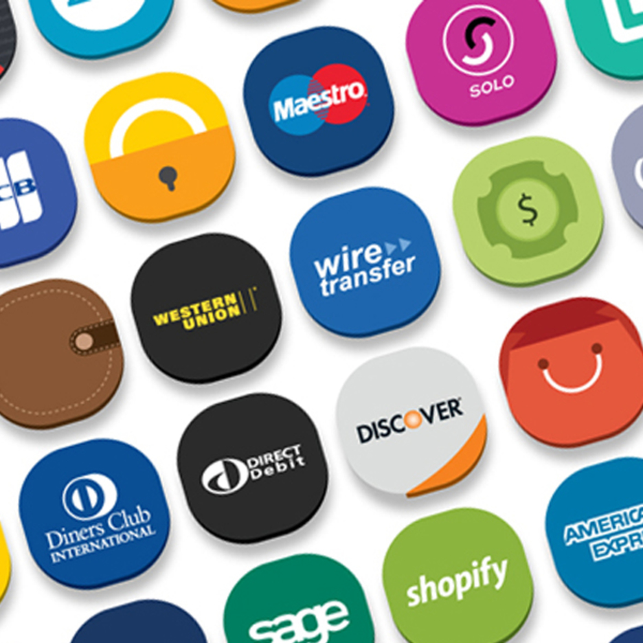 40 Free E-Commerce Icon Vectors Set (Ai & Pngs) 2014