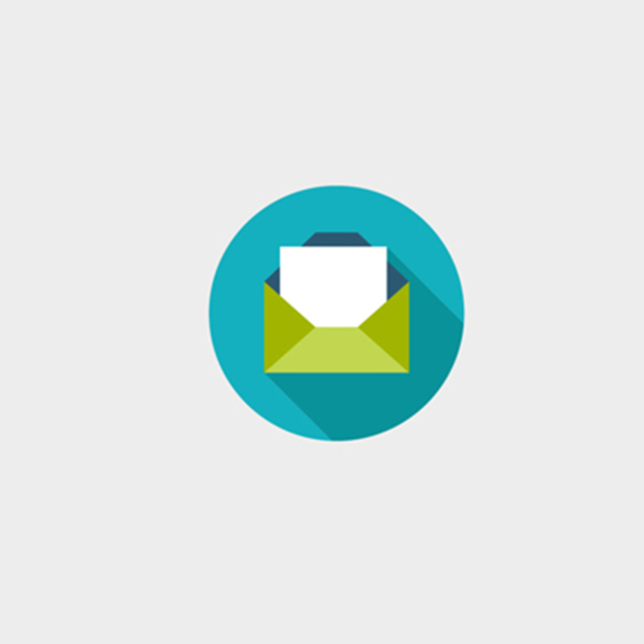 Free Vector Email Letter Icon