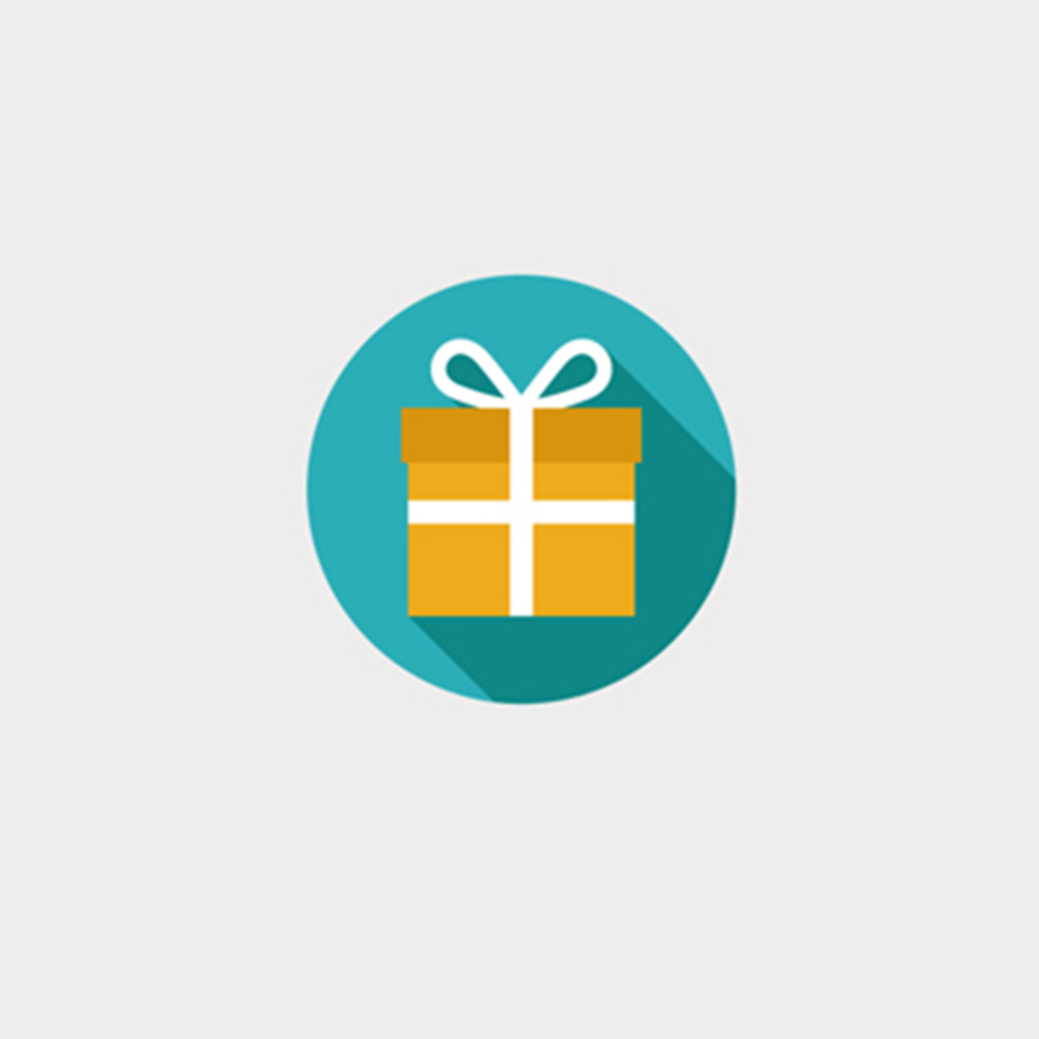 Free Vector Gift Icon