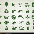 Environmental Vector Icon Pack