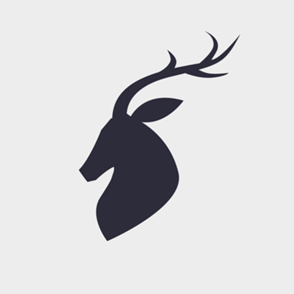 Free Vector Buck Silhouette