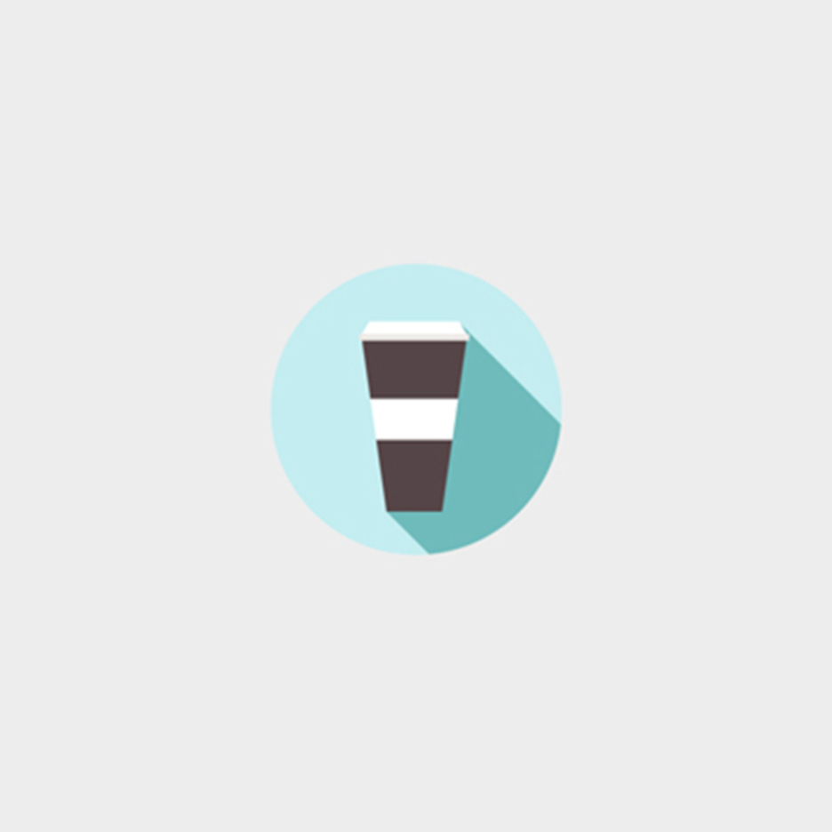 Free Vector To Go Coffee Icon